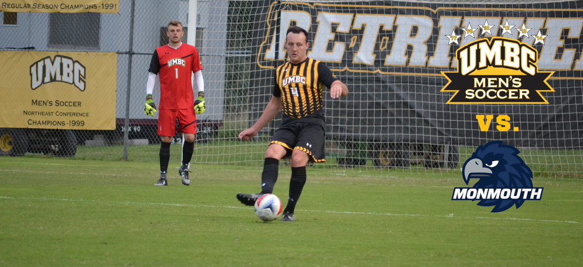 UMBC Men's Soccer Heads to New Jersey for Clash with Monmouth on Saturday