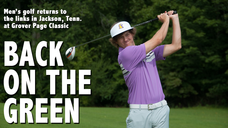 Golden Eagles return to the links at the Grover Page Classic