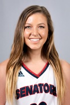 Blayre Schultz, Freshman Guard, Walters State, TCCAA Women's Basketball Player of the Week 1/19