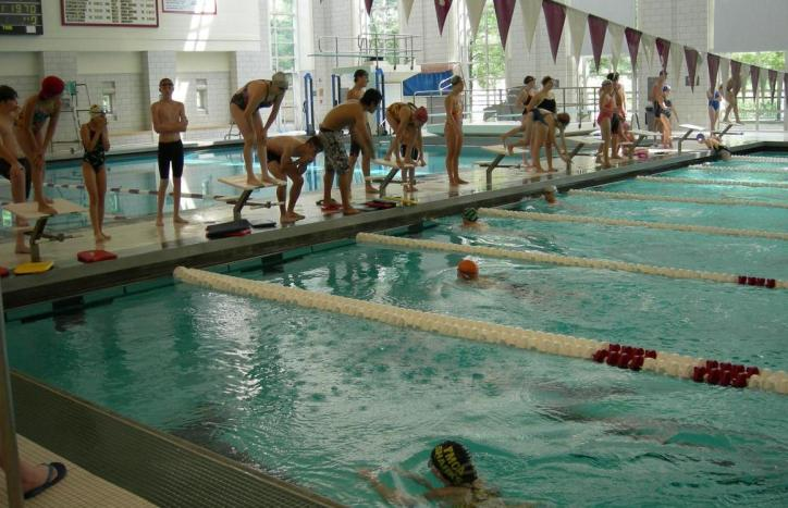 Aquatics Carnegie Mellon University Athletics