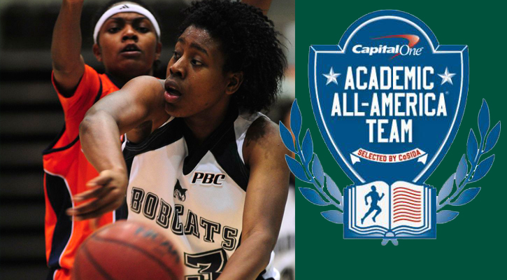 GC Basketball's Keys Chosen Academic All-American