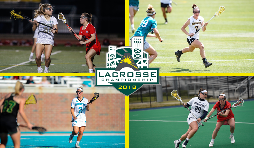 2018 @ASUNWLax Championship Begins With Semifinal Showdowns