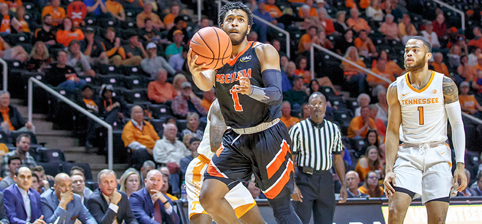 Tusculum rally not enough in 83-79 loss at Catawba