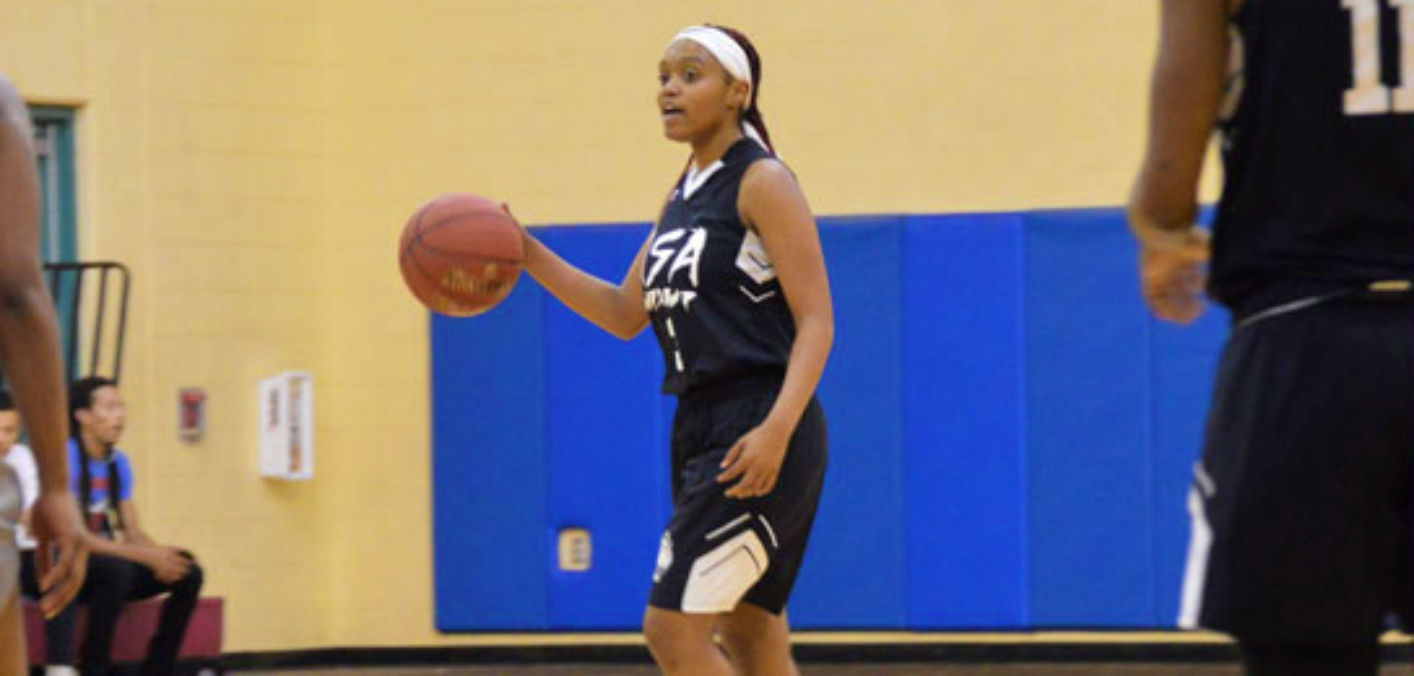 Lashayla Johnson's 24 Points Leads ASA Over Indian River State