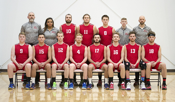 Men's Volleyball Concludes Season vs. No. 8 Vassar