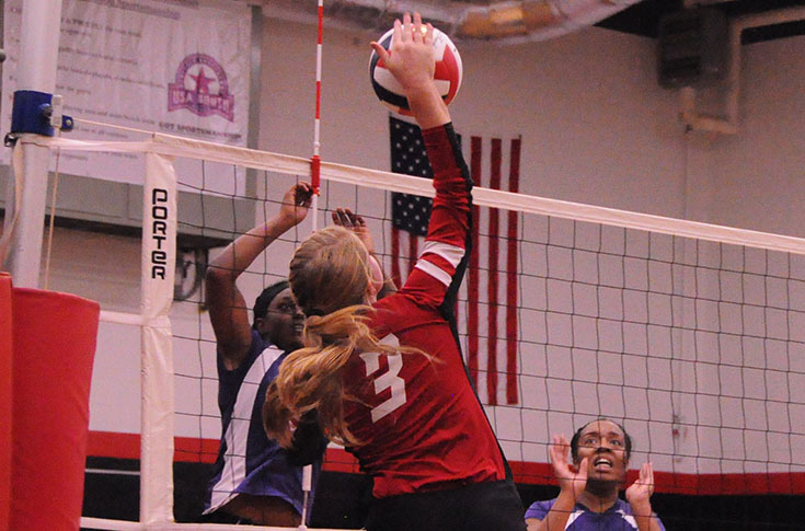 Volleyball: Panthers fall to Covenant and Maryville in USA South matches