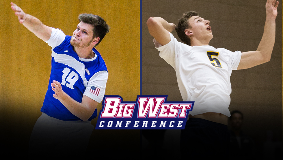 Sanders, DeWeese Earn Big West Player of the Week Honors