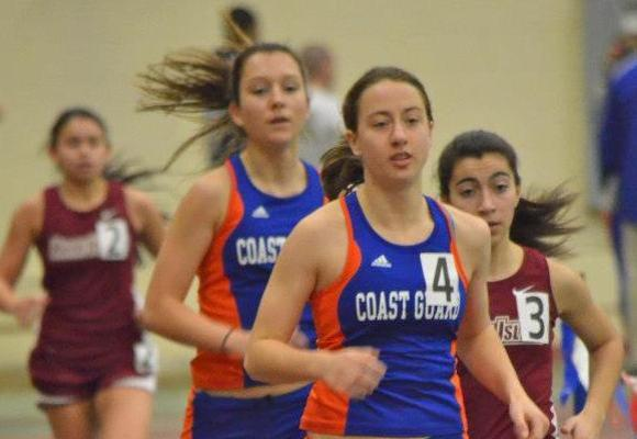 Bears Relays Compete at All-New England Championships