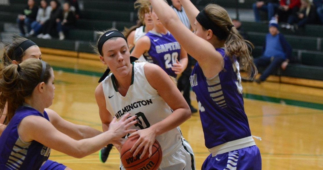 Women's Basketball Looks to Bounce Back at Baldwin Wallace on Saturday