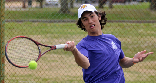 Tech tennis team makes trip to 31st UTC Steve Baras Fall Classic