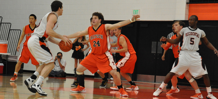 Early Deficit Dooms Caltech as Occidental Records Win