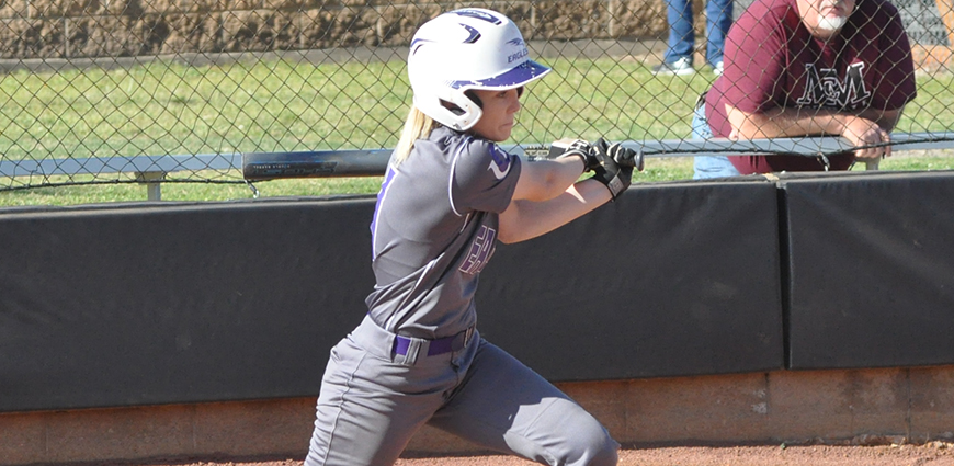 Hailey Ostrander returns as an All-Conference player for the 2019 softball season.