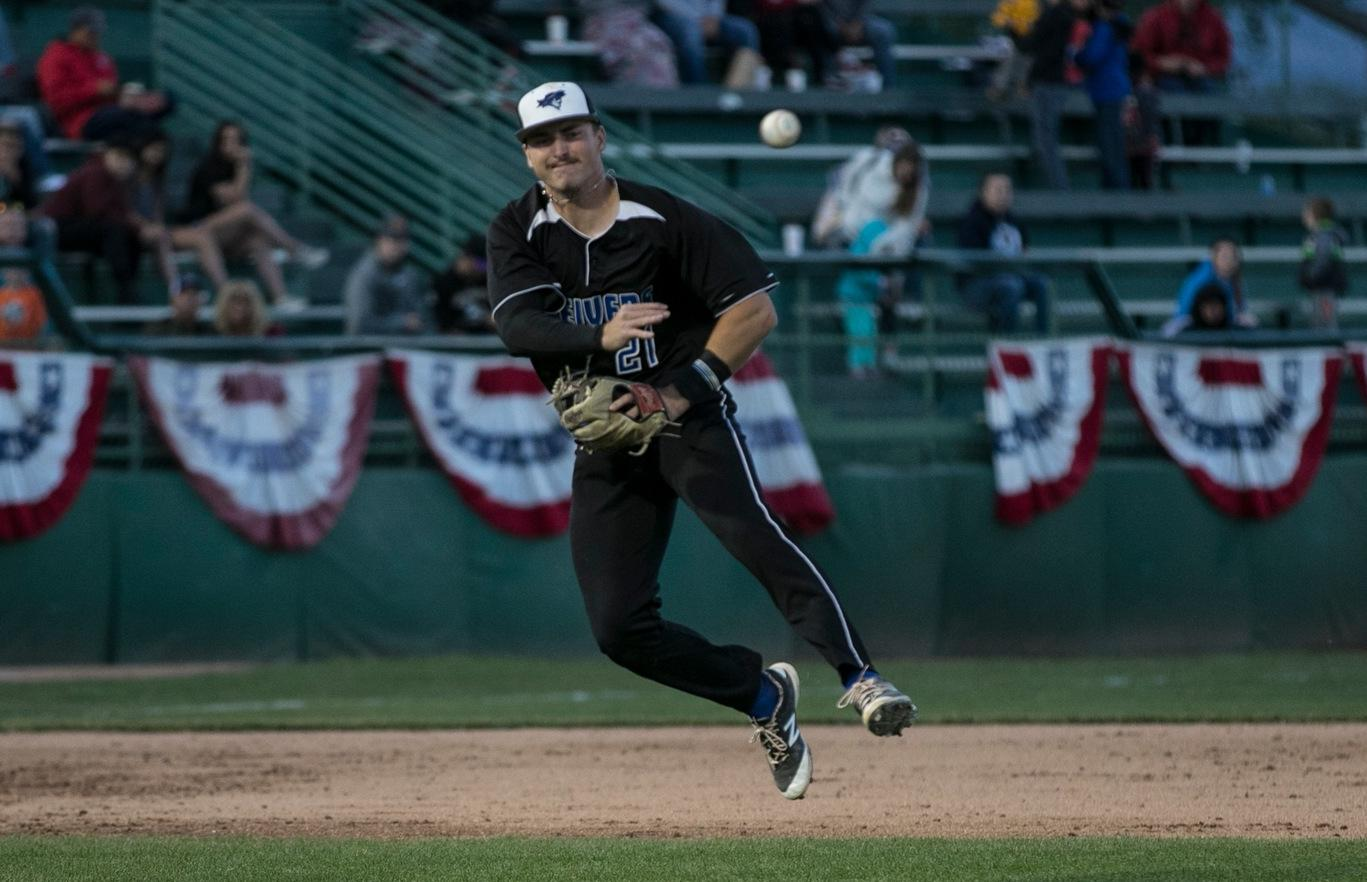 Reivers Veto Senators, Rally for Late Win at JUCO World Series