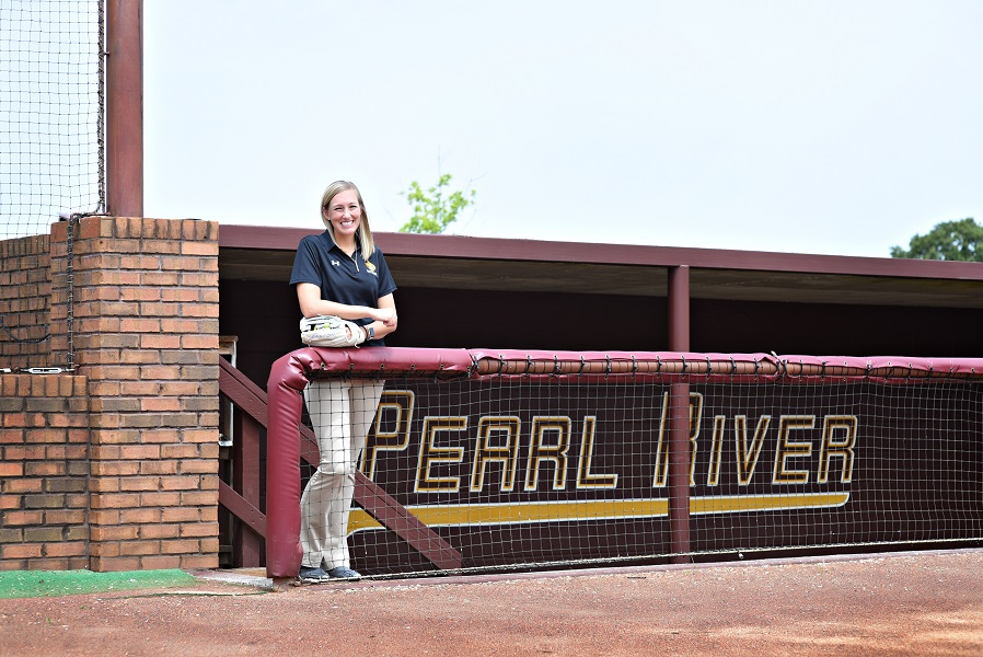 The Pearl River softball team announced their first signing class under new head coach Christie Meeks (KRISTI HARRIS/PRCCATHLETICS)