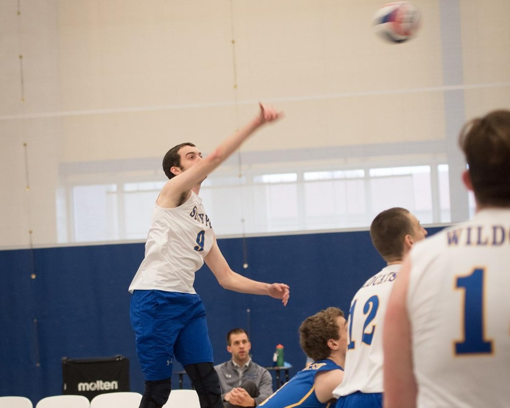 MVB: Wildcats Sweep Gators 3-0 to Pick Up Their Second Win of the Season.