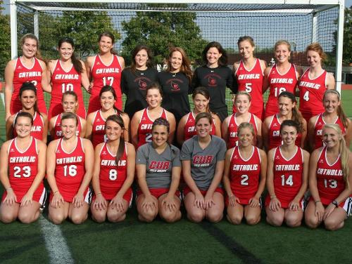 Cardinal Field Hockey Defeats Juniata in Conference Action