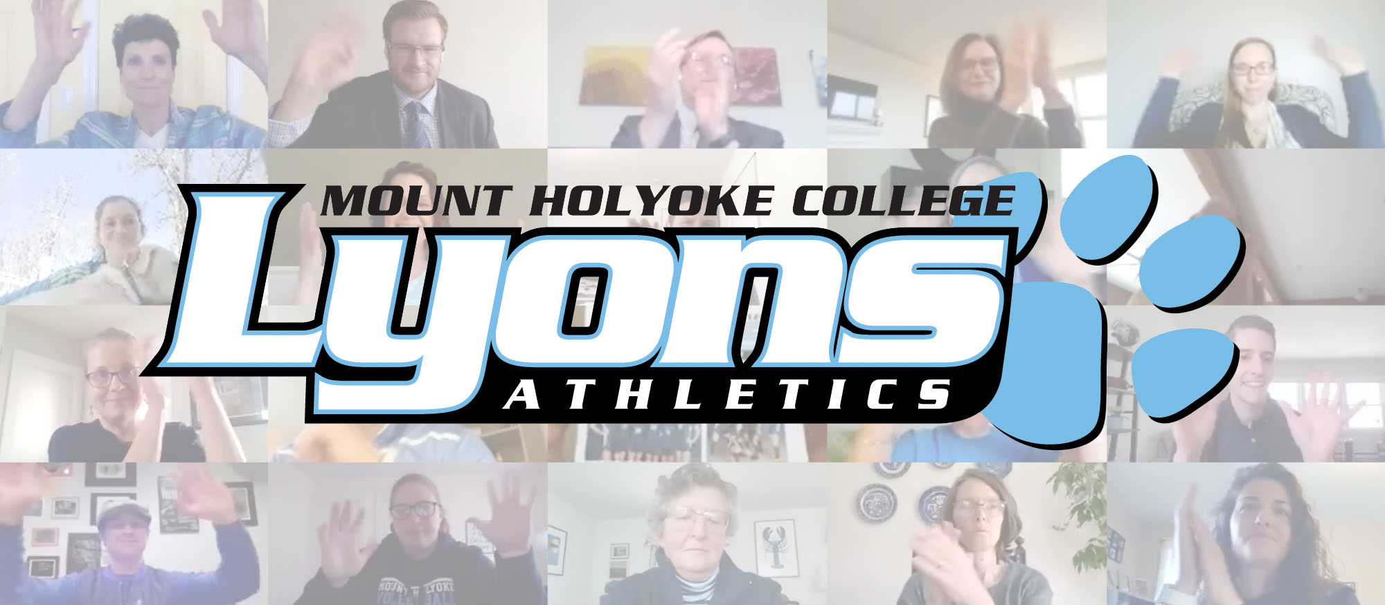 Hendricks '92 Named Department Lyon of the Year; Athletics Hosts Virtual Awards Celebration