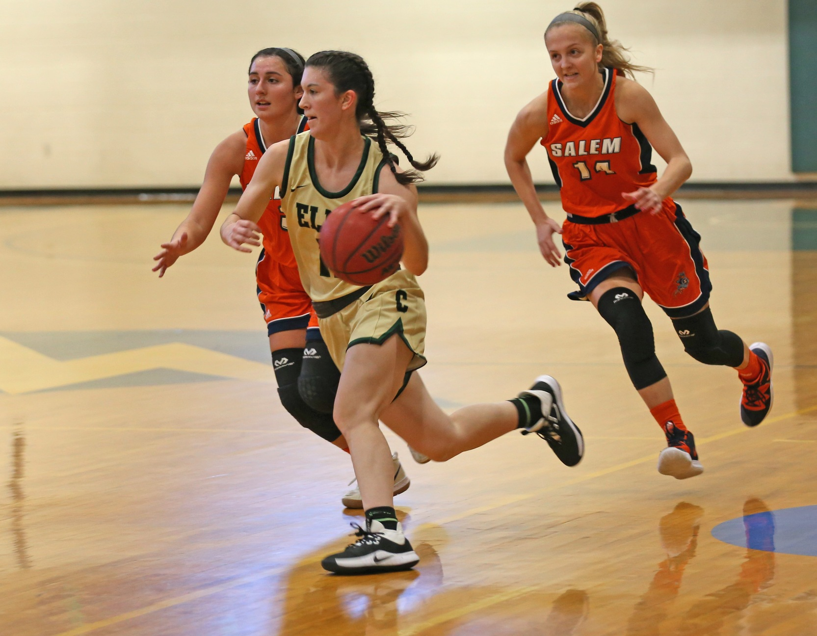 Women's Basketball Drops Conference Game To Eastern Nazarene