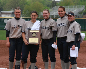 Moravian Goes Extra Innings To Claim Second Landmark Softball Title