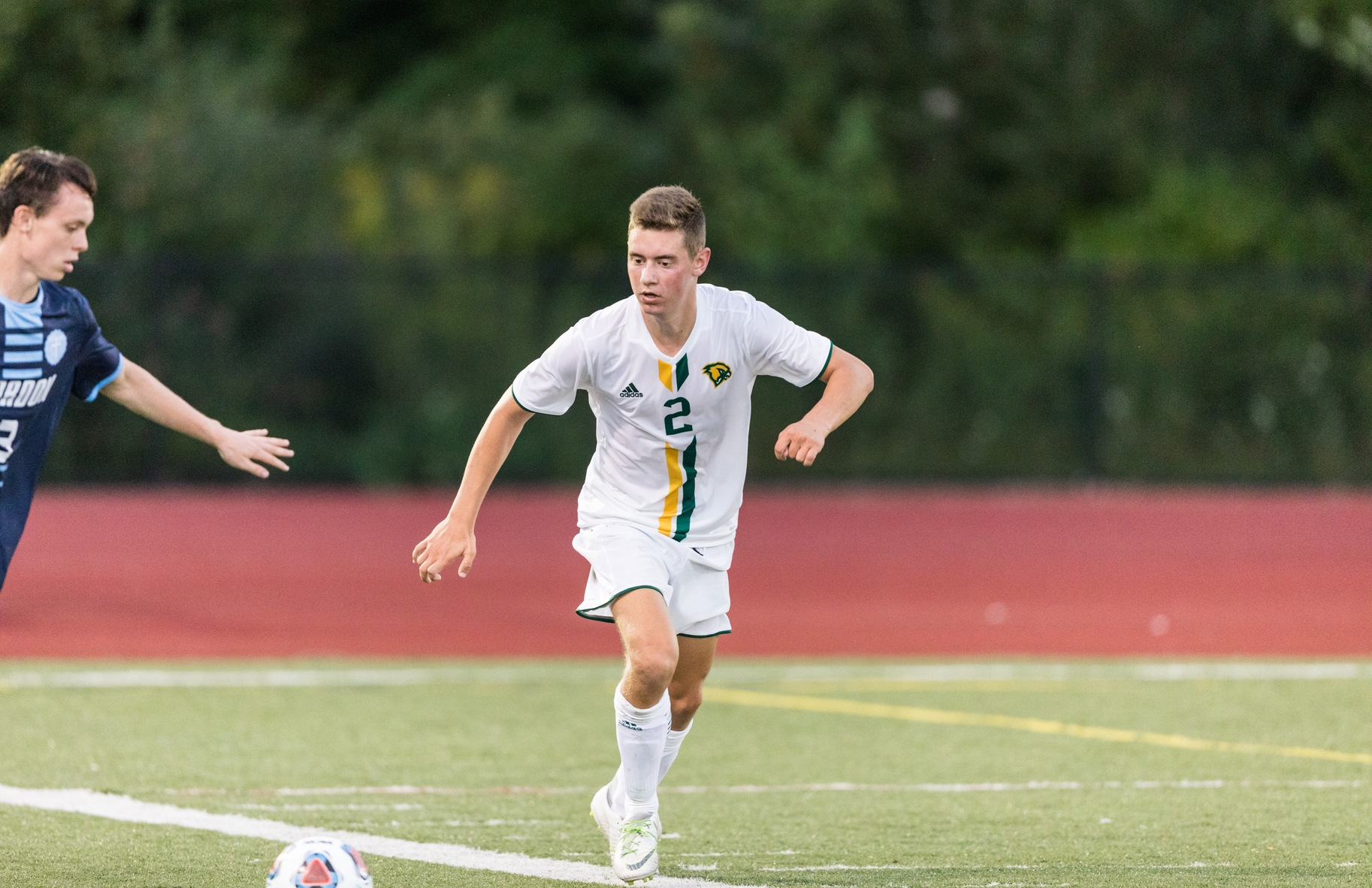 Falcons Edged By Vikings, 2-0 In MASCAC Action
