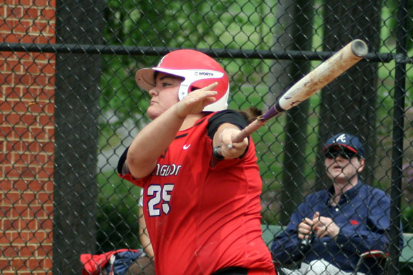 Huntingdon softball comes up short against NAIA Missouri Baptist