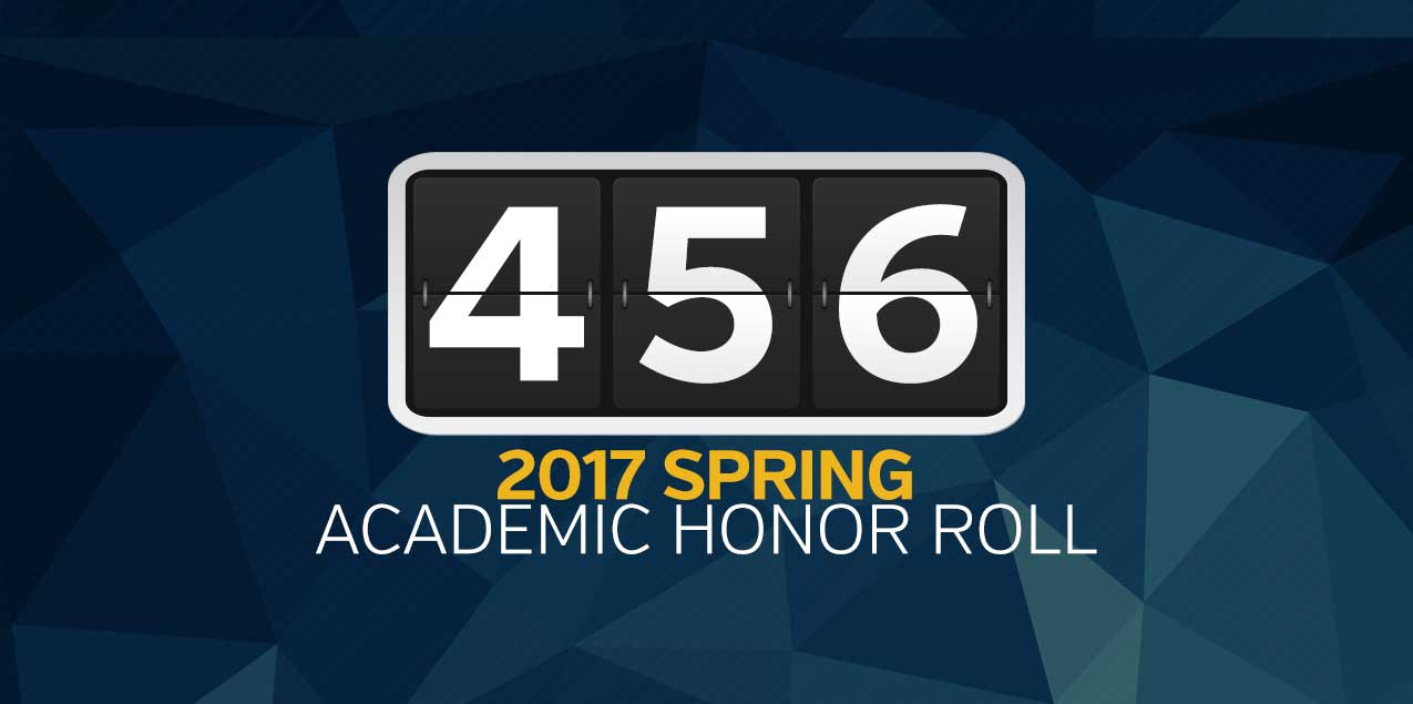 SCAC Has 456 Student-Athletes Earn Academic Honor Roll Honors