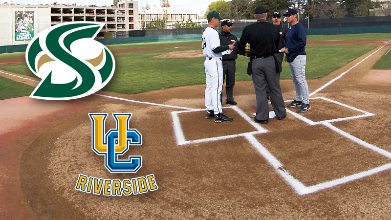 BASEBALL HOSTS UC RIVERSIDE IN FOUR-GAME HOME-OPENING SERIES THIS WEEKEND