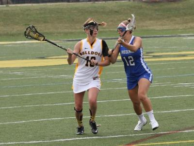 Women Lax Opens with 14-10 Win over Colorado College