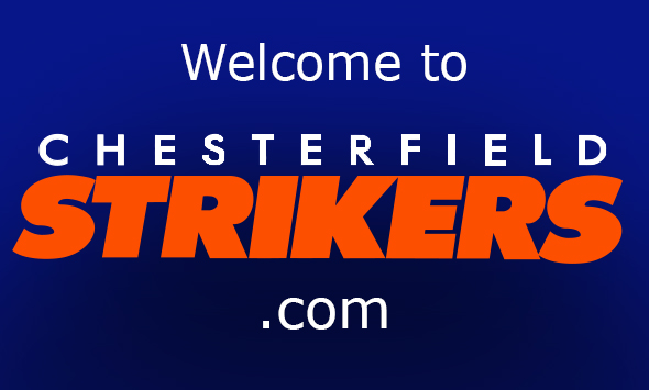 Welcome to the new Chesterfield Strikers Website!
