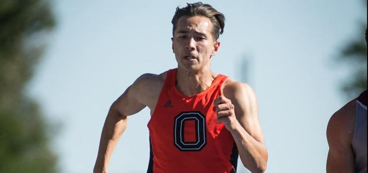 Pegan Earns Three All-American Honors at NCAAs