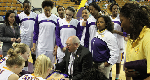 Variety defines Golden Eagle women's basketball schedule in 2013-14