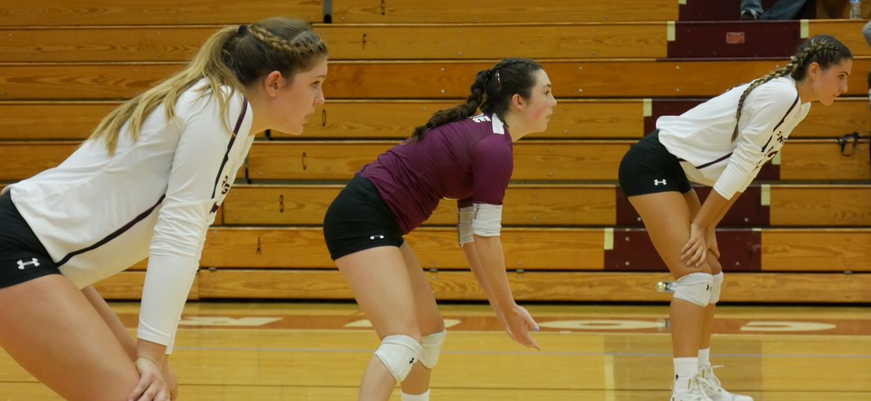 Offense Shines In Women's Volleyball's Non-Conference Victory Over Union