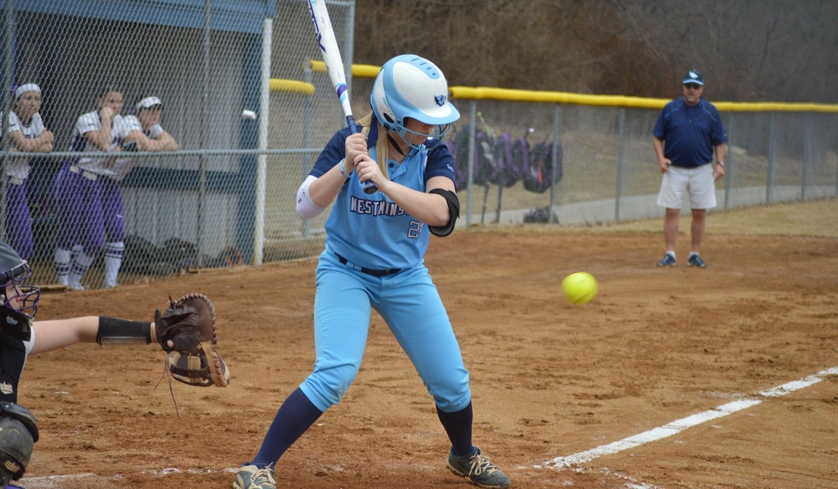 Westminster Softball Completes Opening Tournament