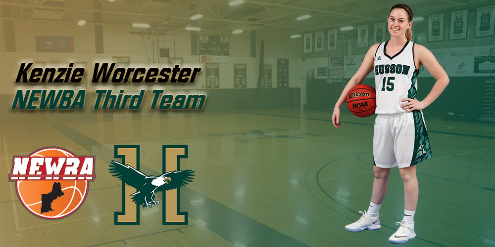 More Post Season Accolades for Worcester, Named to NEWBA All-Region Team