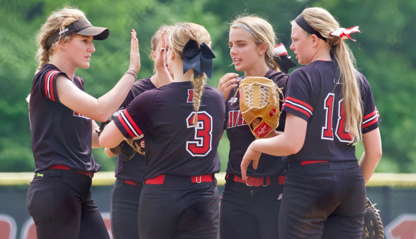 Softball Falls to Dickinson in CC Championship Game