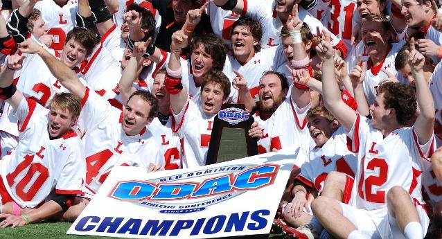 ODAC Champions!! LC Men's Lacrosse Defeats H-SC 21-13 in Title Game behind Seven Goals from Austin Stewart
