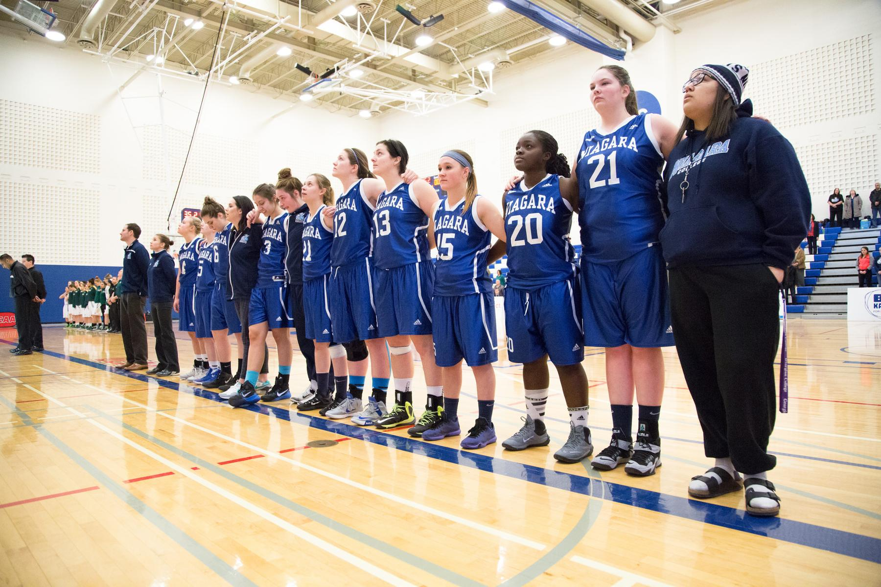 PHOTOS: Consolation Final - Niagara Knights vs. St. Clair Saints