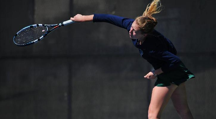 #26 Bobcat Women's Tennis Shuts Out UNC Pembroke, 9-0