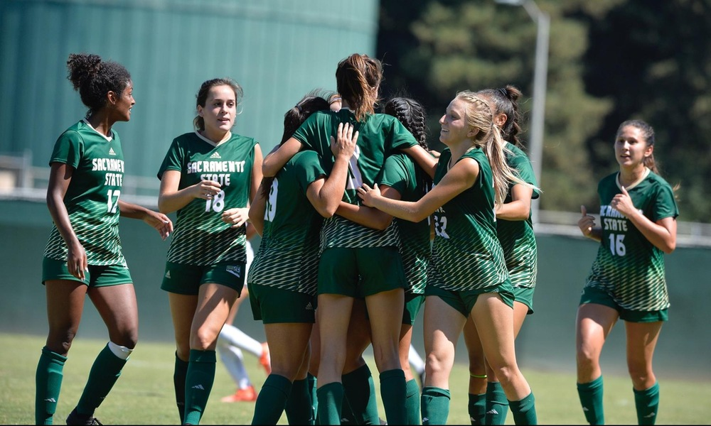 WOMEN'S SOCCER TAKES BIG SKY'S BEST RECORD INTO WEEKEND MATCHUPS WITH SAN JOSE STATE AND TOLEDO