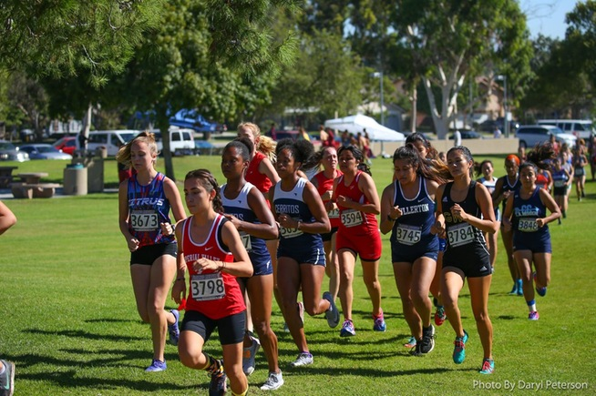 File Photo: Women's cross country slipped down to 21st place at meet