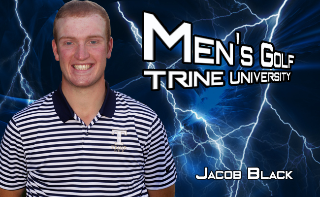 Black Leads Trine at Lourdes Invitational