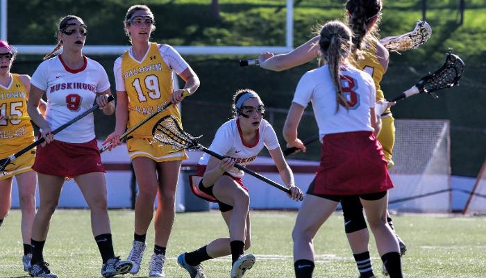 Women's Lacrosse concludes season at Capital
