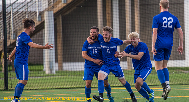'Cats take 2-0 win on way to JWU Cup Championship match