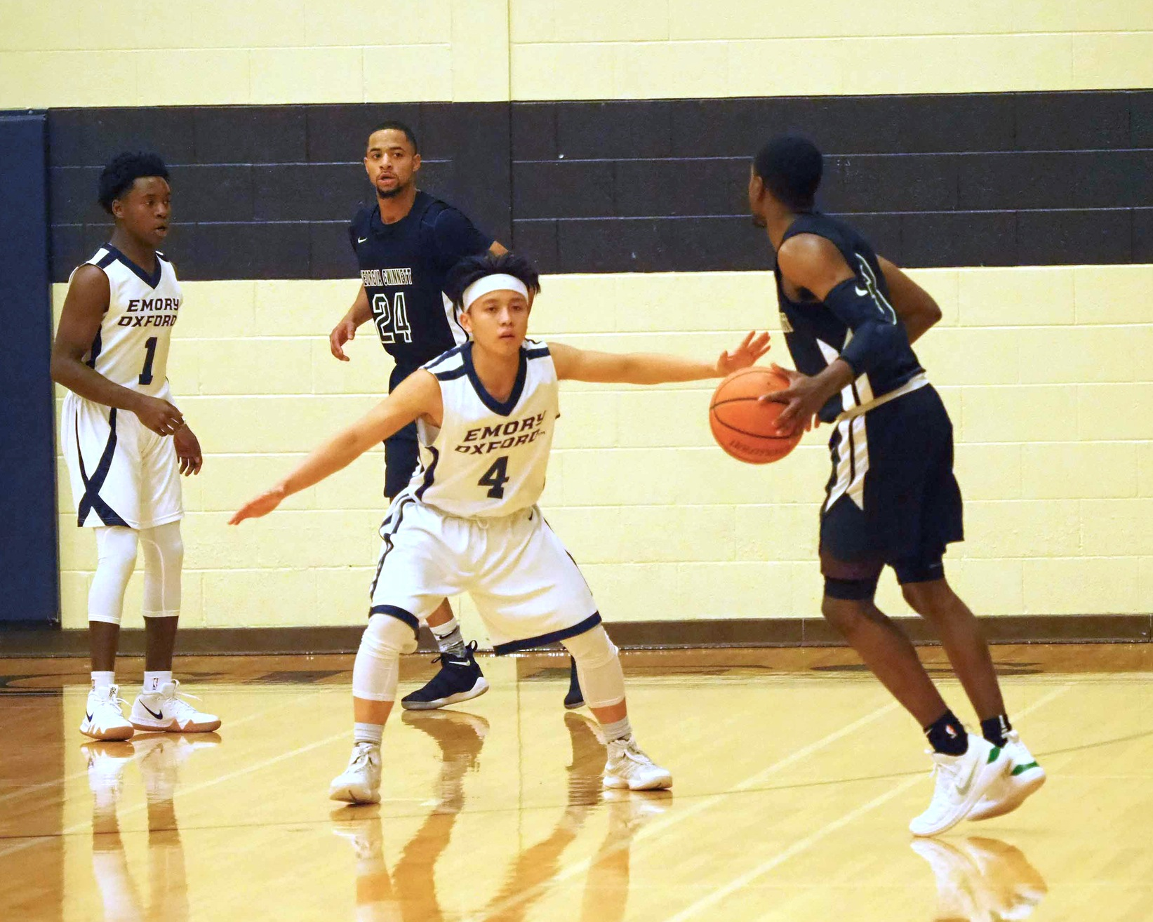 Emory Oxford Men's Basketball Loses To West Georgia