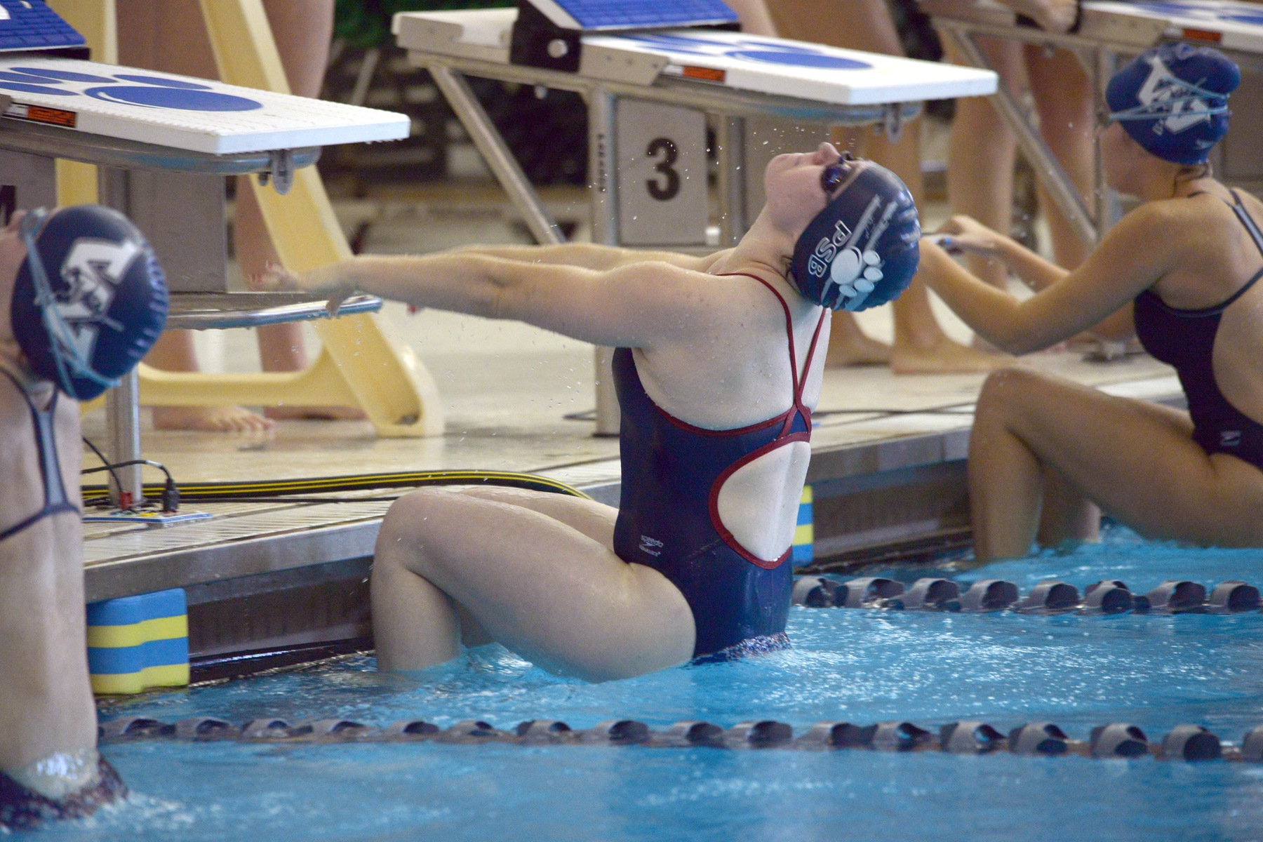 Women's Swimming and Diving Hosts Baldwin Wallace Saturday