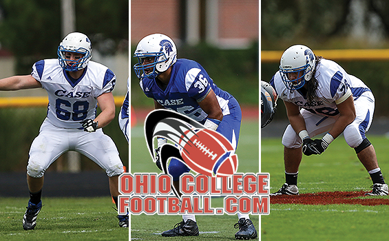 Abbott, Hartig and Sandidge Named to OCF All-Ohio Team