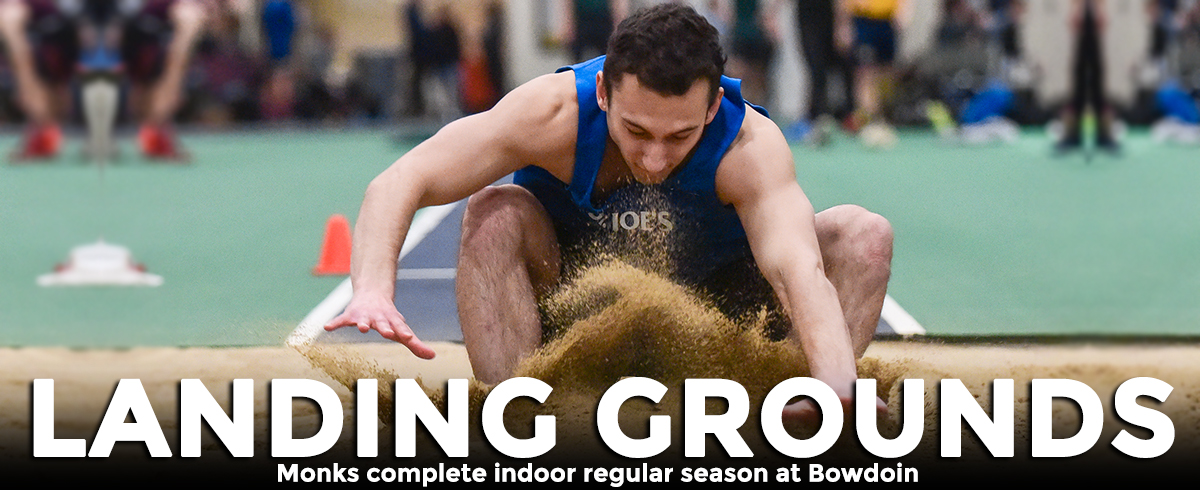 SJC Track Teams Compete at Bowdoin College
