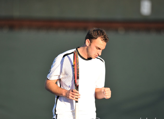 No. 37 Santa Clara Men's Tennis Tops No. 50 UCSB 7-0