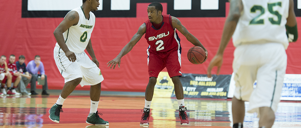 Webb's 31 Points Not Enough as Cardinals Fall at Malone, 85-69