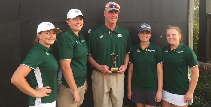 Sutton Rollins Leads Lady Gators in Lady Viking Invitational